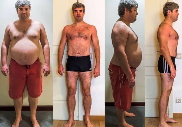 Jak schudnąć 45 kg bez diet i treningów